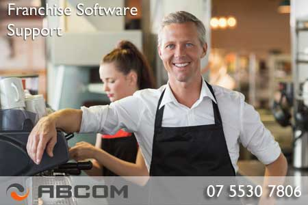 mcdonalds franchise software support